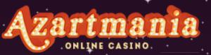 Онлайн казино Азартмания логотип