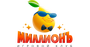 Онлайн казино Миллион логотип