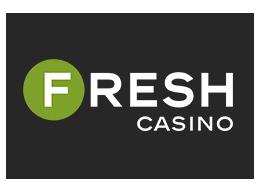 Онлайн казино Фреш логотип