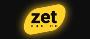 Онлайн казино Zet Casino логотип