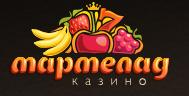 Онлайн казино Мармелад Казино логотип
